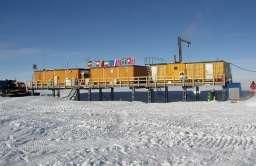 Niemiecka stacja antarktyczna Kohnen