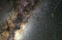 Jedna z najstarszych gwiazd we Wszechświecie