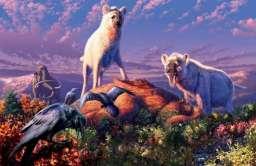 Przodkowie hien