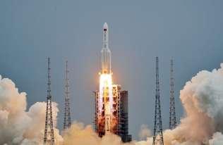 Chiny rozpoczynają budowę swojej stacji kosmicznej. Na orbitę trafił już pierwszy moduł