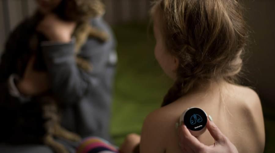 StethoMe - elektroniczny stetoskop umożliwi badania na odległość
