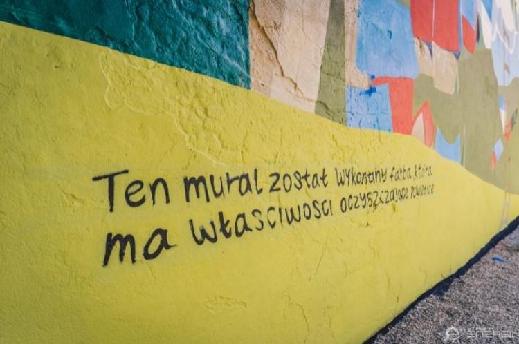 Murale zmieniające świat od Strefy Energii