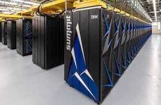 superkomputer Summit IBM