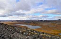 Topnienie wiecznej zmarzliny na Syberii uwalania metan