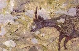 Odkryte w Indonezji malowidła naskalne sprzed 44 tys. lat to najstarsza opowieść człowieka?