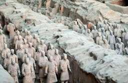 Odkryto nowe oddziały terakotowej armii