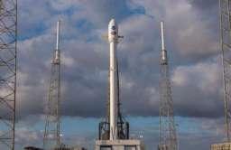 Start rakiety Falcon 9 z teleskopem TESS