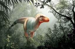 """""""Żniwiarz śmierci"""" - starszy kuzyn T. Rexa"""