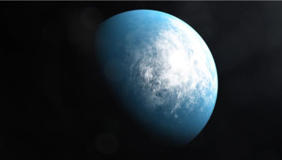 Skalista planeta wielkości Ziemi krążąca w ekosferze. Nowe odkrycie teleskopu TESS
