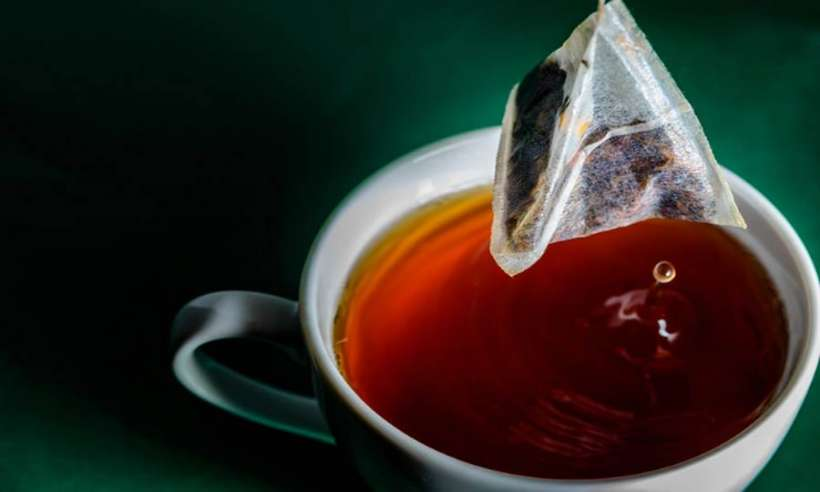 Torebki herbaty mogą uwalniać mikroskopijne kawałki plastiku