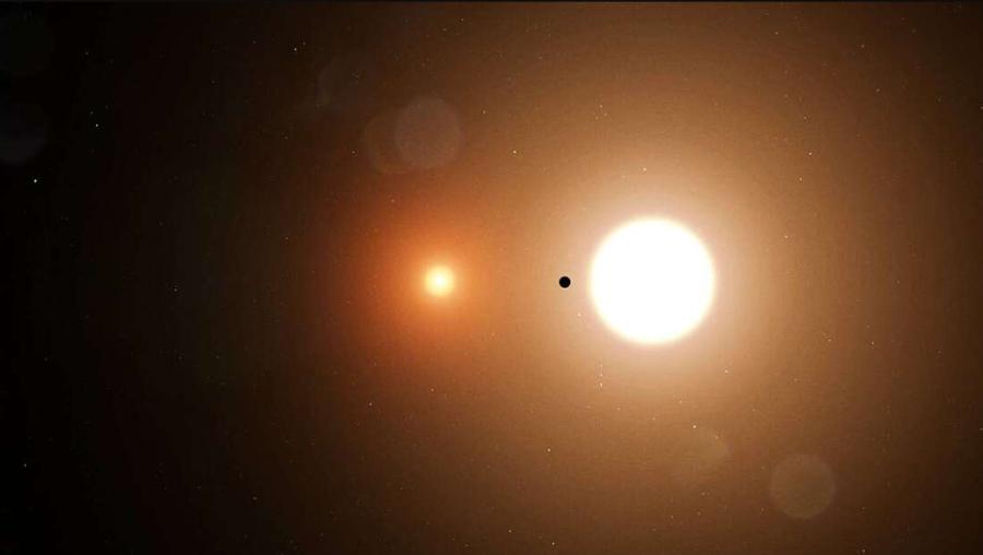 Przynajmniej jedna czwarta gwiazd podobnych do Słońca pożera swoje planety