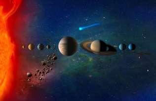 Cztery propozycje przyszłych misji NASA. Wśród nich badania Wenus, Io i Trytona