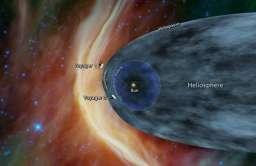 Sondy Voyager I i Voyager II opuszczają heliosferę