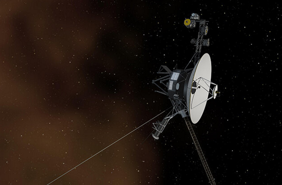 Nowe odkrycia sond Voyager. Superszybkie elektrony w przestrzeni międzygwiezdnej