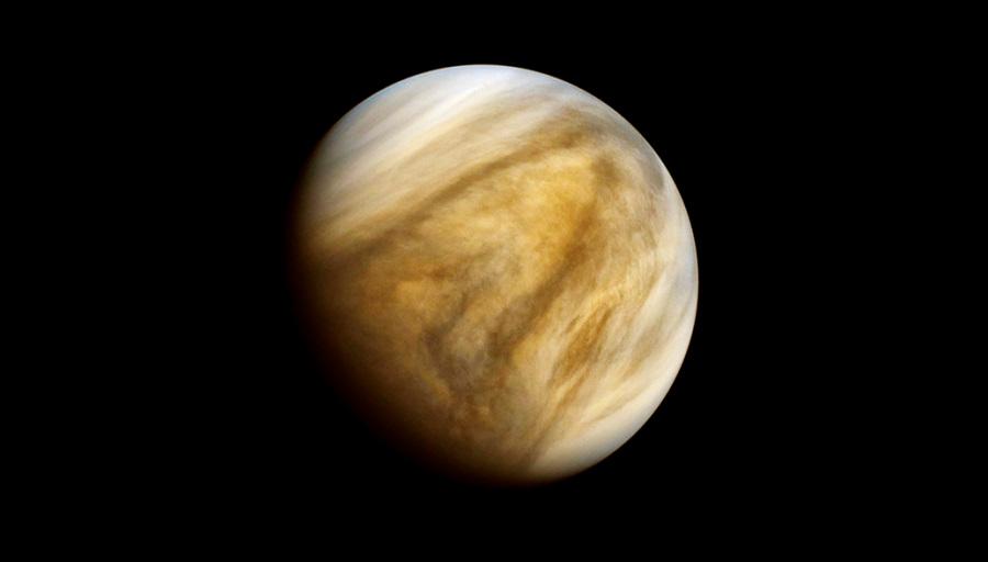 W atmosferze Wenus znaleziono ślady mogące świadczyć o mikrobiologicznym życiu