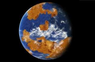 Wenus mogła mieć nadający się do zamieszkania klimat przez miliardy lat