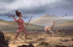 Pochówek łowczyni sprzed 9 tys. lat wskazuje, że kobiety także polowały na grubego zwierza i to częściej niż dotychczas sądzono