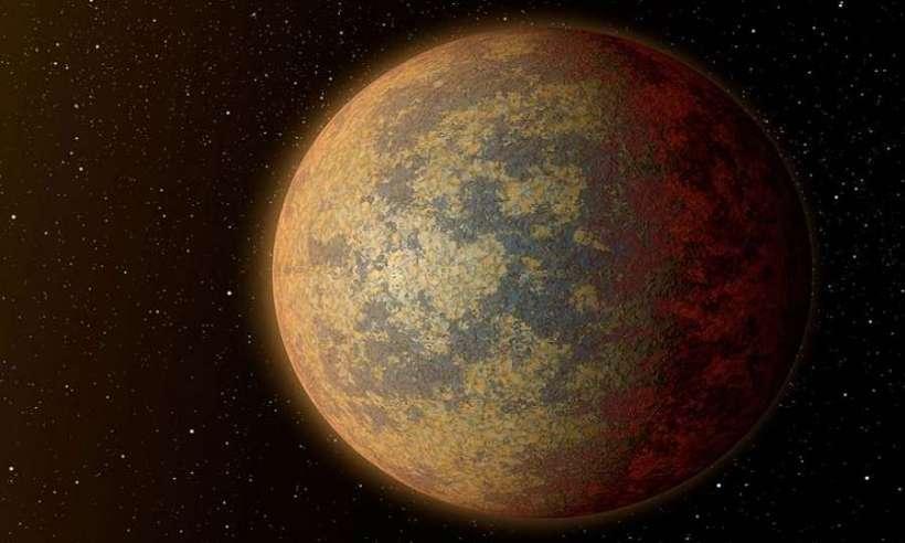 Planeta Wolf 1061 c