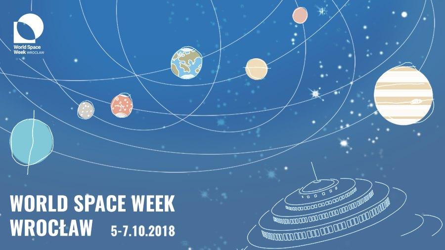 Nadchodzi kosmiczne święto. World Space Week we Wrocławiu