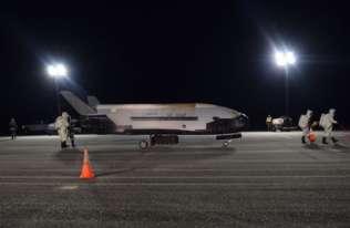 780 dni w kosmosie. Pojazd X-37B zakończył kolejną tajną misję