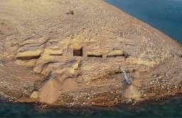 Ruiny pałacu imperium Mitanni