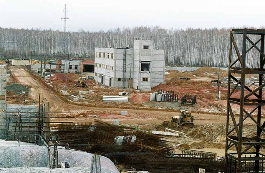 Zakłady atomowe Majak w Rosji