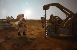 Czy głęboko pod powierzchnią Marsa mogło powstać życie?