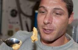 Jedzenie w przestrzeni kosmicznej