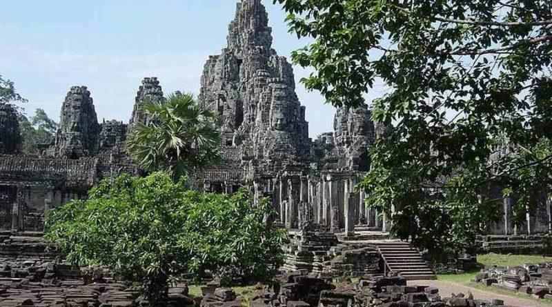 Odkryto zaginione miasta Khmerów