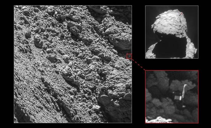 Lądownik Philae