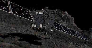 Misja Rosetta