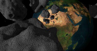 Meteoryt, fot. DasWortgewand/Pixabay
