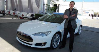 Elon Musk, Fot. Maurizio Pesce