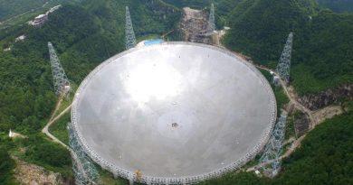 Największy radioteleskop FAST