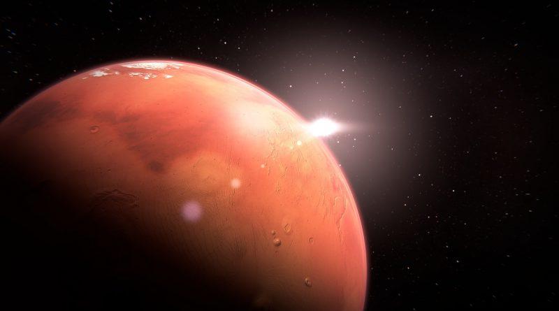 Mars, fot. ColiN00B/Pixabay