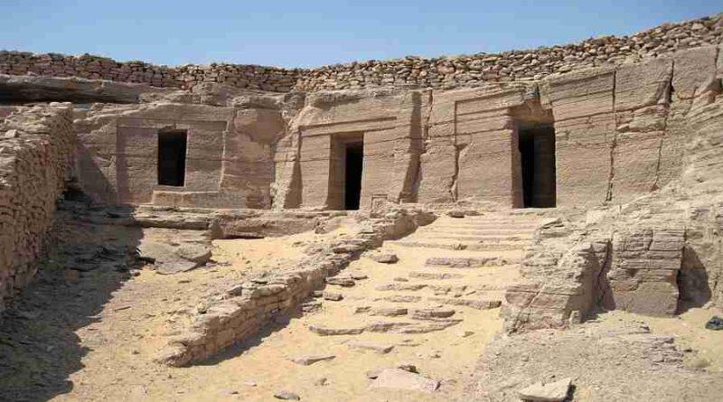 grobowce faraonów