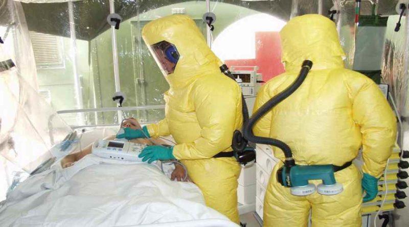 szczepionka na Ebolę