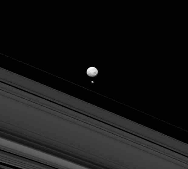Fot NASA/JPL/SSI/LPI