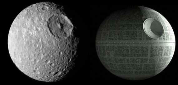 Porównanie księżyca z