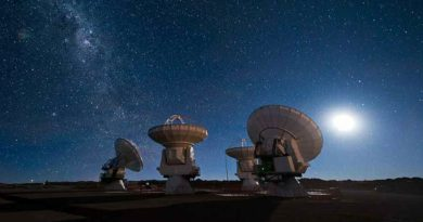 Pierwsze wyniki nasłuchu obiektu `Oumuamua