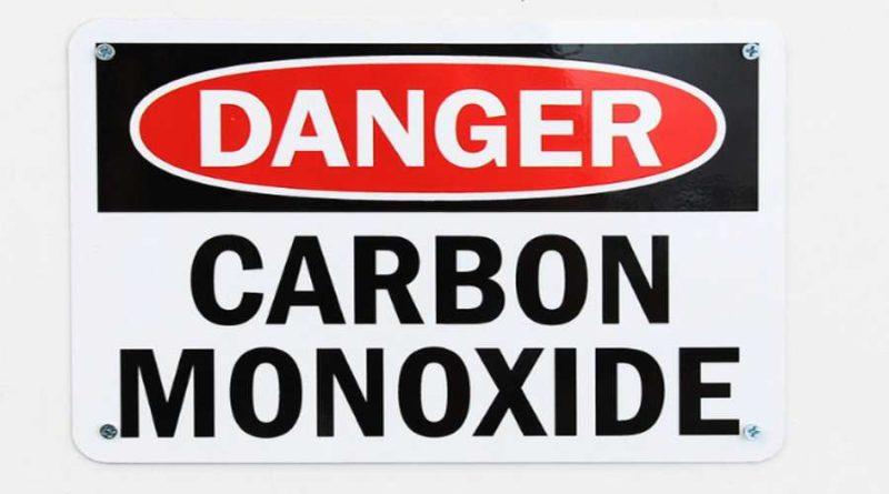 zatrucie tlenkiem węgla