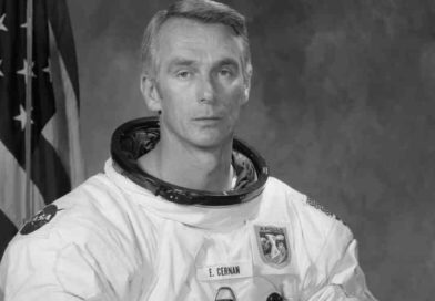 Zmarł Gene Cernan, ostatni człowiek naKsiężycu