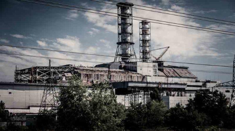 elektrownia słoneczna w Czarnobylu