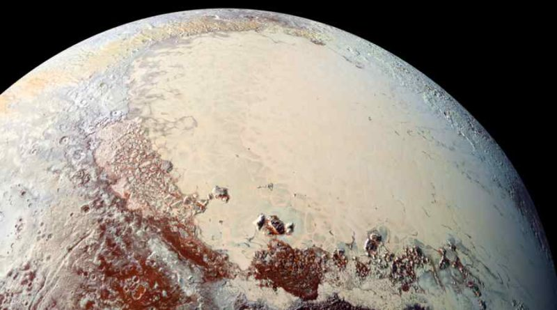 lądowanie na Plutonie