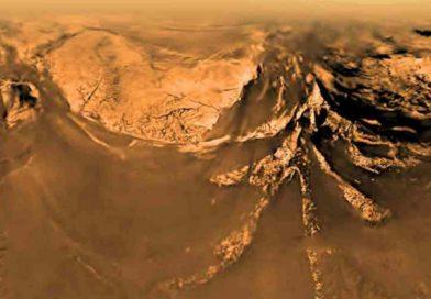 NASA opublikowała film zlądowania naTytanie