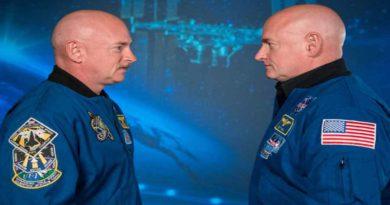 testy NASA na bliźniakach