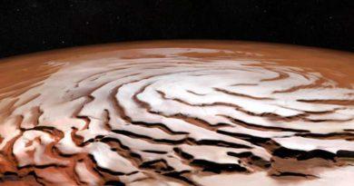 czapa lodowa Marsa