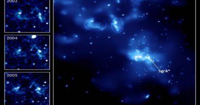 Zdjęcia czarnej dziury