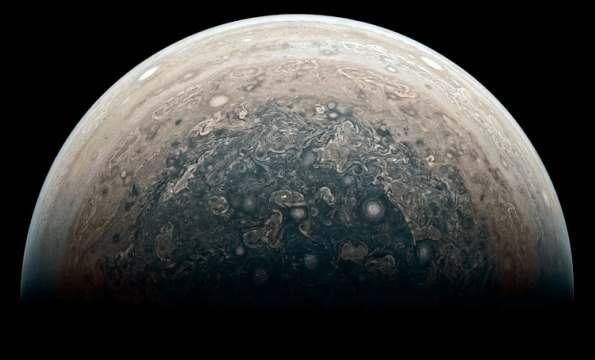 Południowy biegun Jowisza