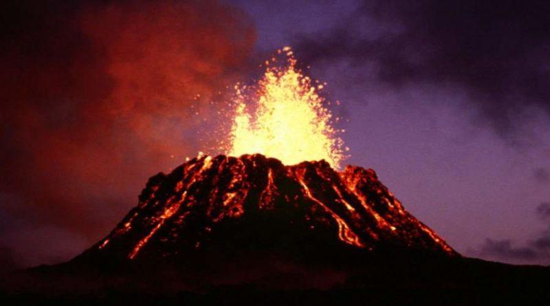 """Tropiąc """"odciski palców"""" starożytnego wulkanu"""